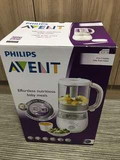 🚚 Event Steam Blend Defrost and reheat baby food maker