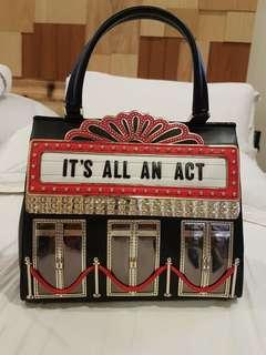 Kate Spade It's All an Act Theatre Bag