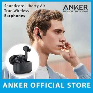 Anker SoundCore Liberty Air Total-Wireless Earphones