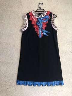 Gu$ci style dress