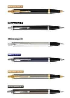 🚚 Parker Pen with Engraving