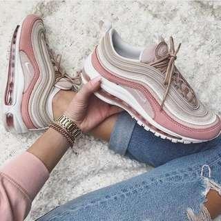 🚚 Nike Air Max 97 Rush Pink