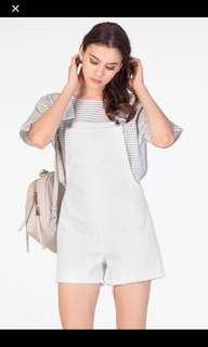 🚚 TCL White Overalls