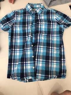 🚚 Hollister Checkered Shirt