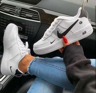 🚚 Nike Force 1 Utility