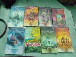 Novel Fulset Narnia Original by CS Lewis