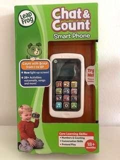 Leap Frog Chat and Count Smart Phone