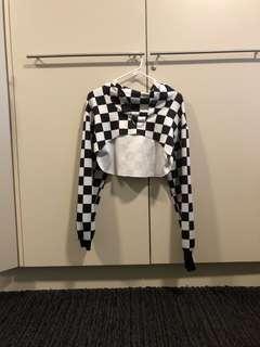 Checkered Hoodie