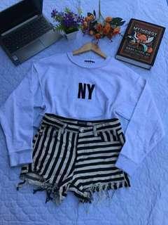 NY Crop top