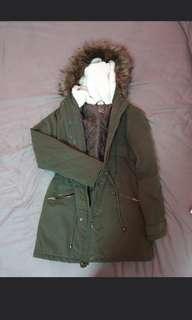 🚚 Primark Winter Jacket Parka