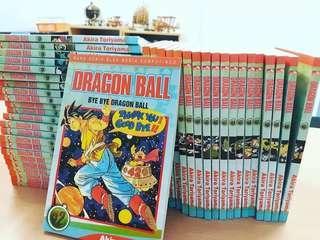 Komik Dragon ball 1-42