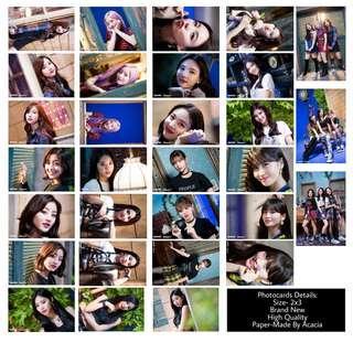 Twice 30pcs/Set Photocards