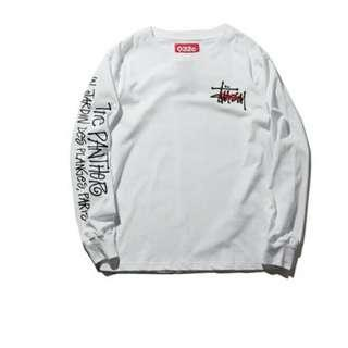 032c Embroidered L/S