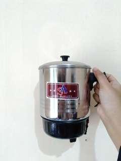 Mug heater pemanas air