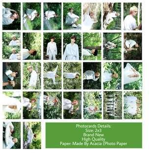 BTS 30pcs/Set Photocards