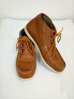 Hilmi Boots Coklat