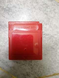 Gameboy Game Cartridge