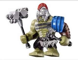 Lego 76088 Gladiator Armoured Hulk 全新未砌