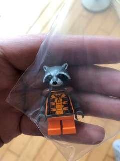 Lego Rocket 人仔 (Marvel Guardian of the Galaxy)