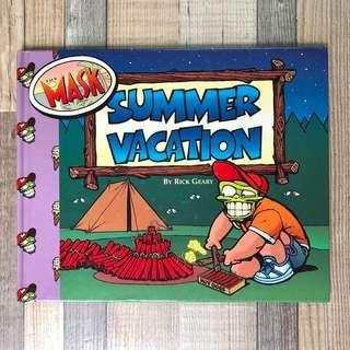 變相怪傑 The Mask - Summer Vacation 1995年 Dark Horse Comics 出版