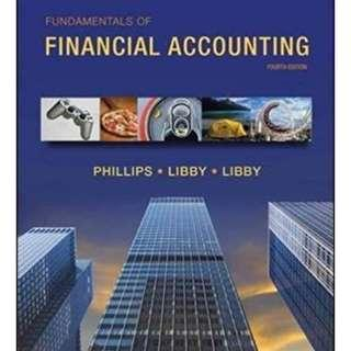 Fundamentals of Financial Accounting (Hardcover)