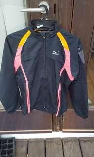 Mizuno Sports Gym Jacket Running Women Small