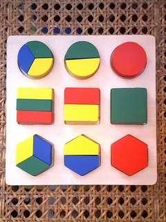 Wooden Puzzle 2