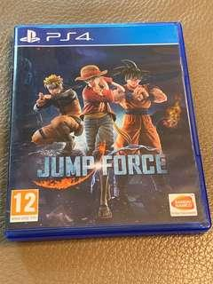 PS4 Jump force 英文字幕 日語配音