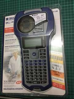 Brady BMP21-LAB portable label printer