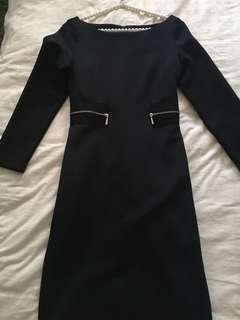 🚚 BYSI black dress