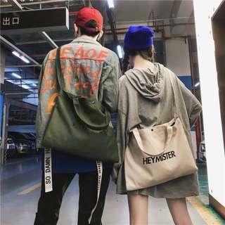 🚚 ✨CHIC✨ HeyMister Convertible Sling Duffel Shopper Bag