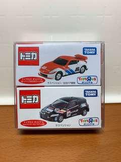 Tomica toys r us cars