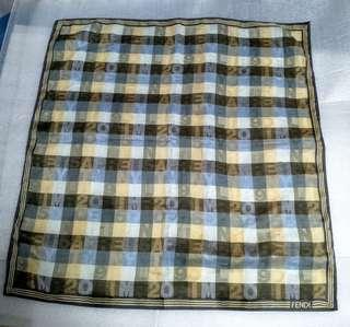 Fendi cotton square