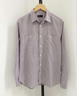 GAP Stripe Men Shirt