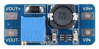 Arduino Board Boost Converter step up power module