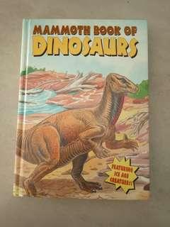 mammoth book of dinosaurs