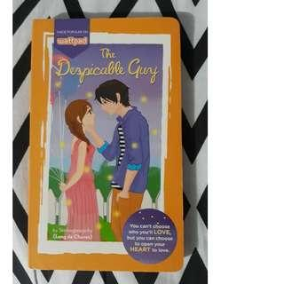 [WATTPAD] The Despicable Guy Book 1