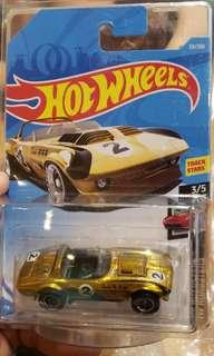 Hot Wheels Super Treasure Hunt Corvette Grand Sport Roadster