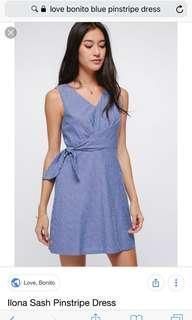 Love bonito pinstripe dress
