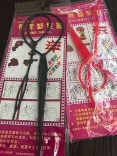 🚚 BN free mail pony tail tucker Long hair accessory