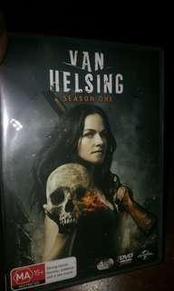 Van helsing - season one