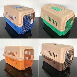 🚚 pet carrier cage carry cat dog kitten puppy not toy bed cushion