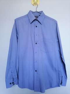 Dansen long sleeves (blue)