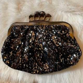 Party bag / evening bag sequined