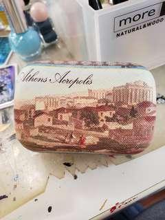 雅典手信-隱形眼鏡盒