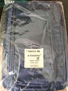 Travel Series shoe pouch