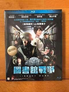全新正版「圖書館戰爭」Blu-ray
