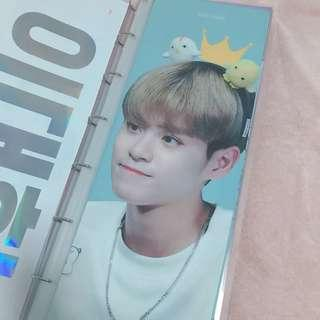 🚚 WTS | Wanna One Lee Daehwi Holographic Slogan by Ace Game