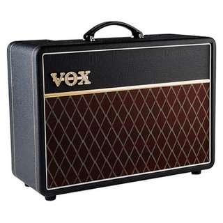 CLEARANCE - Vox AC10C1 10W Tube Combo Amplifier for Electric Guitar