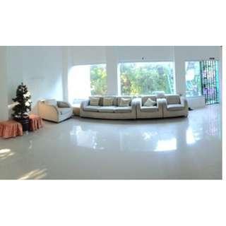 Sala Set or White Sofa Set